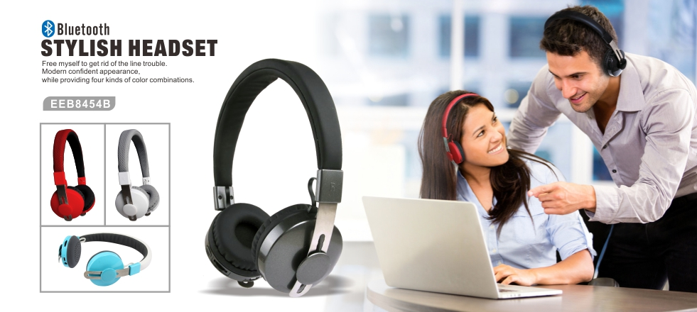 Bluetooth Headset EEB8454B