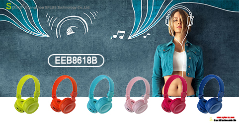 Stereo  Headphone EEB8618B